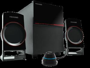 microlab M-570 2.1 RMS Speaker